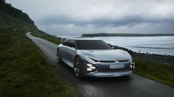 Nagyobb Citroën érkezhet a C5 Aircross-nál