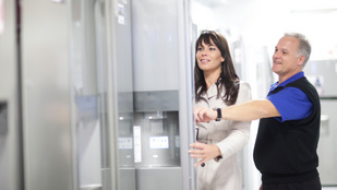 Hűtőgépek tesztje: nem a méret a lényeg