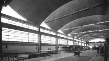 A magyar ipar betonkatedrálisai