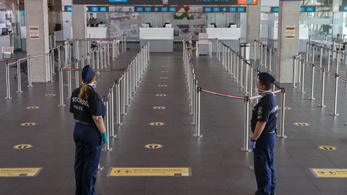 6-8 millió utast veszíthet idén Ferihegy
