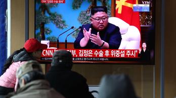 A tajvani hírszerzés szerint Kim Dzsongun beteg