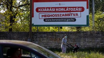 Egész Pest megyében is maradnak a kijárási korlátozások