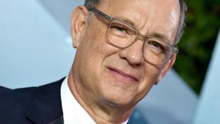 Tom Hanks vérplazmájával is gyógyítani fognak