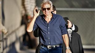 Eljárást indítottak Harrison Ford ellen, majdnem balesetet okozott egy reptéren