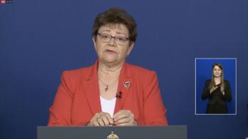 Müller: Elsőként a dolgozók fertőződtek meg a tatabányai kórházban
