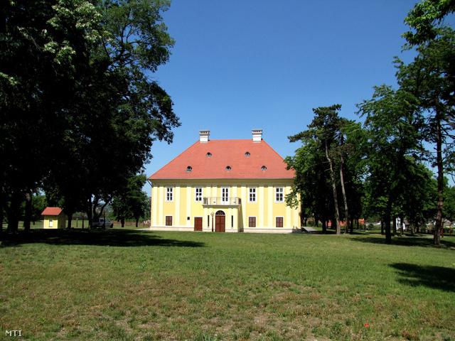 Széchenyi Zsigmond vadász utazó és író egykori kastélya Köröshegyen