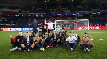 Haaland hálás, mert Neymar és a PSG kigúnyolta a gólörömét