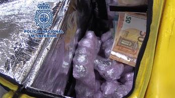 Pizzásdobozba rejtett kokain: így seftelnek karantén alatt a drogdílerek