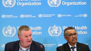 WHO: Meg vagyunk róla győződve, hogy a vírus természetes eredetű