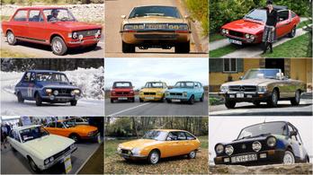 Az Év Autója-díj dobogósai mint használt autók III. – 1970-1972.