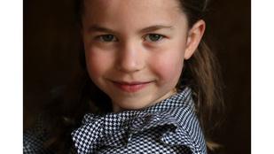 A legfontosabb képek az öt éves Sarolta hercegnőről