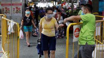 Szingapúr megint enyhíti a korlátozásokat