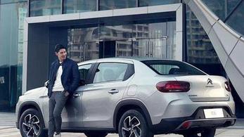 Szedán-SUV szörnyszülött a Citroëntől