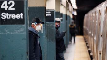 New Yorkban javul a helyzet, délen romlik, és néhány állam lassan feloldja a korlátozásokat