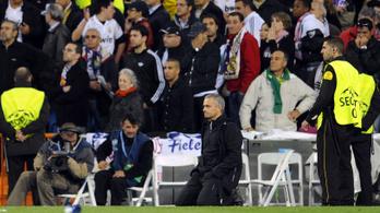 Mourinho: Csak ültem a kocsimban és sírtam