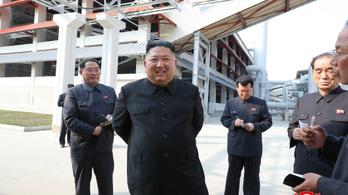 Húsz nap távollét után felbukkant Kim Dzsongun