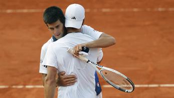 Djokovics: Szíven ütött egy 2010-es vereség, abba akartam hagyni