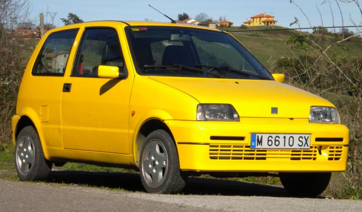 Fiat Cinquecento Sporting-1.1