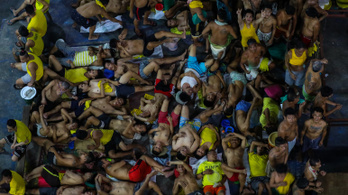 Mintegy tízezer embert engedtek szabadon a börtönökből a Fülöp-szigeteken