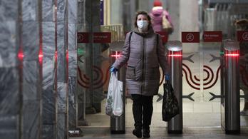 Negyedmillió moszkvai fertőzöttet sejt a polgármester