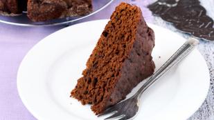 Ellenállhatatlan céklás csokitorta: glutén-, tej- és cukormentes recept