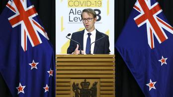 Új-Zélandon először nincs új fertőzött március közepe óta