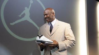 Jordan az anyukája miatt választotta a Nike-t az Adidas helyett