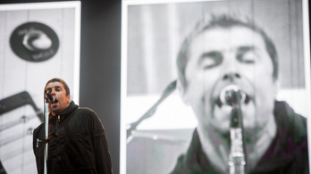 Verekedés miatt hagyhatta ott az Oasis '96-os turnéját Liam Gallagher