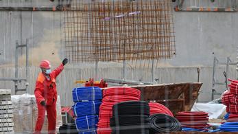Már az építőipart is sújtja a koronavírus-hatás