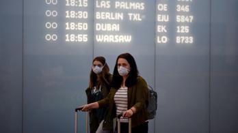 Hetvenezerért koronavírustesztet kérhetnek az utasok a bécsi reptéren