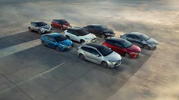 Átlépte a 15 milliót az eladott Toyota hibridek száma