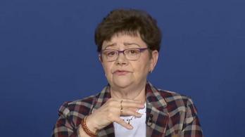 Müller Cecília: Az egészségügyi ellátás fokozatosan újraindul - az operatív törzs május 4-i tájékoztatója