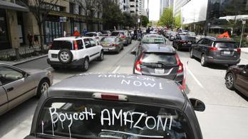 Felmondott az Amazon alelnöke, amiért a cég mostohán bánt a dolgozóival