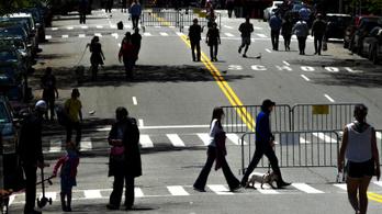 New York Times: Egy amerikai járványügyi modell szerint megugorhat a halottak száma