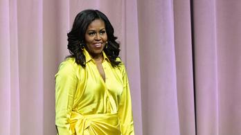 Michelle Obama most a Netflixen önt lelket az emberekbe