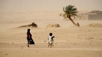 Milliárdok élhetnek néhány évtized múlva a szélsőséges hőséggel sújtott térségekben