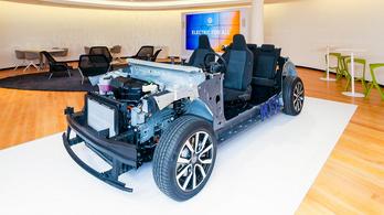 Mégsem a Seat fejleszti az olcsó VW villanyautót