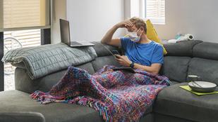 Hónapokig betegen: Milyen gyorsan lehet felgyógyulni a koronavírusból?