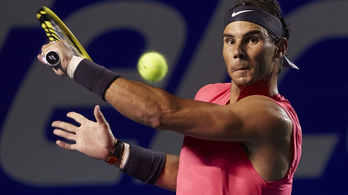 Rafael Nadal: 2020 gyakorlatilag elveszett