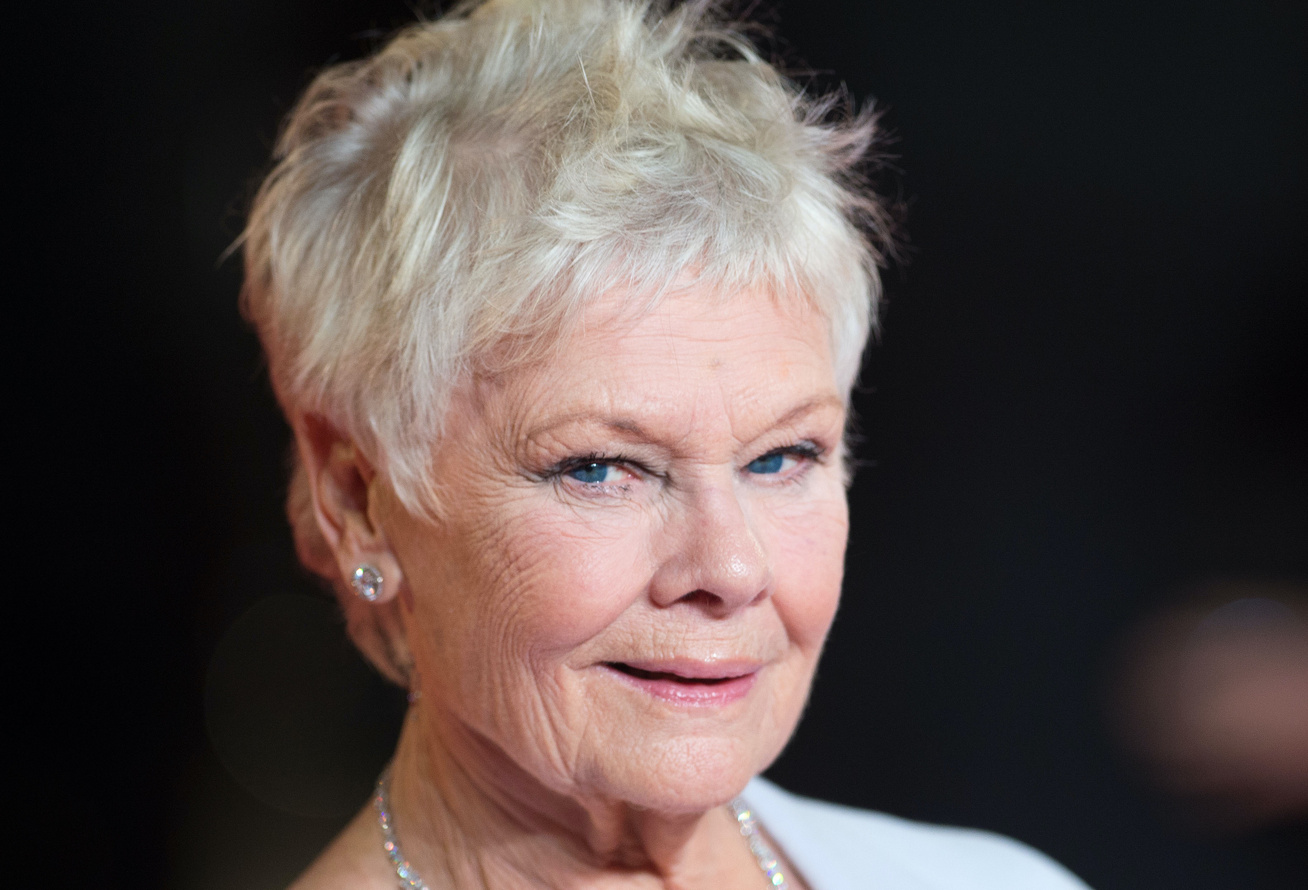 judi dench cover