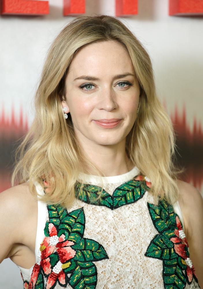 Emily BluntA Vadregény című musical forgatásán a színésznő egy olyan karaktert játszott, aki éppen gyermeket tervezett a férjével