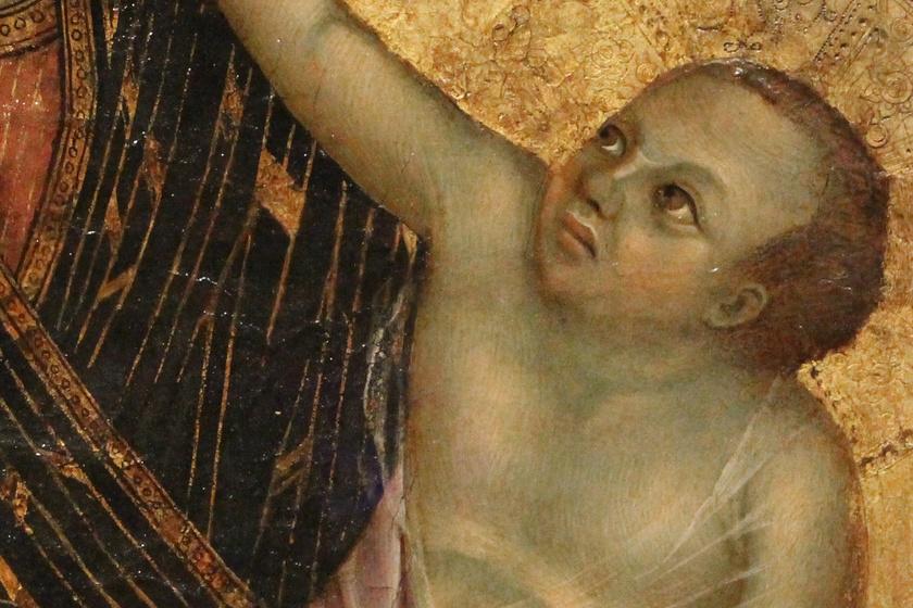 Nem véletlen ábrázolták idős arccal a kis Jézust a középkori képeken: miért volt bevett szokás?