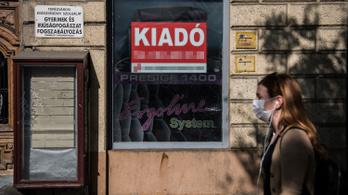 Egyre több az üres üzlethelyiség Budapesten