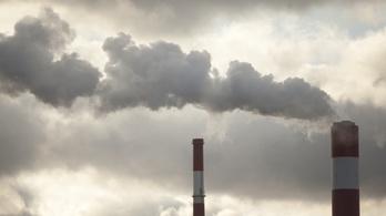 Jelentősen csökkent tavaly az ipar és az erőművek üvegházhatású gázkibocsátása az EU-ban
