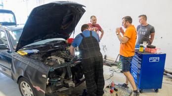 Autójavítás a koronavírus-járvány alatt
