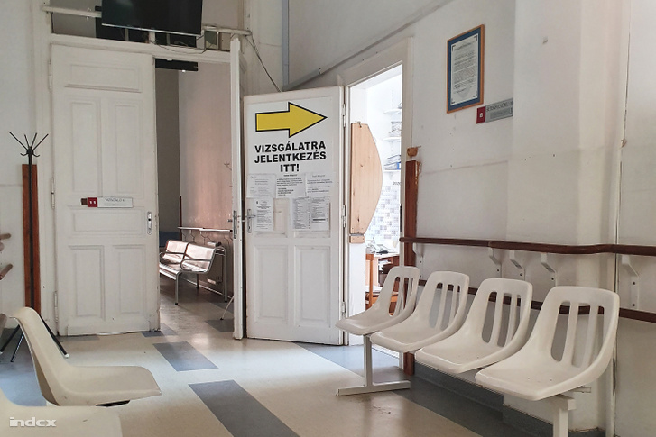 A Szent János Kórház szemészeti szakrendelése