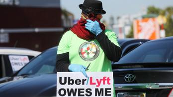Kalifornia pereli az Ubert és a Lyftet is, mert nem akarják alkalmazni a sofőrjeiket