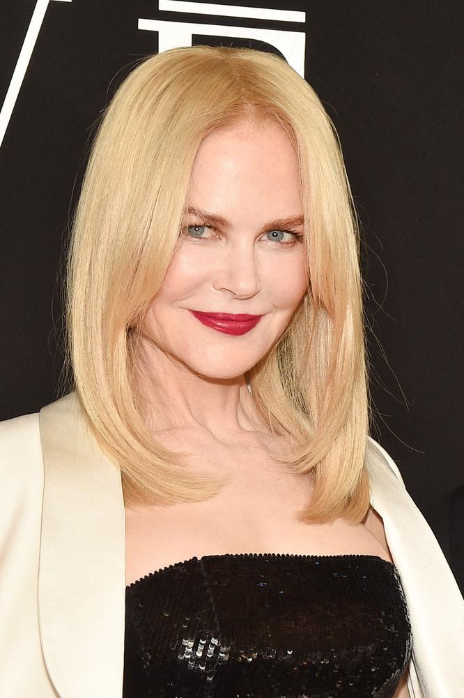 Nicole Kidman is azon sztárok sorába tartozik, aki ugyan kipróbálta a botoxot, de nem jött be neki