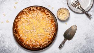 Az olasz nagyi limoncello-ricotta tortája: elegancia és finomság glutén- és cukormentesen