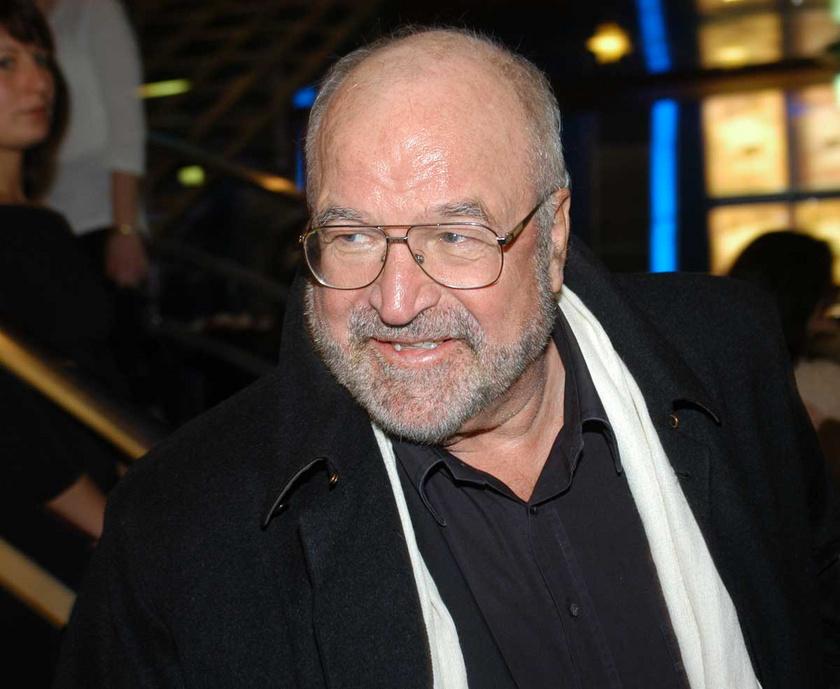 Bujtor István 2005 decemberében, a Csak szex és más semmi premierjén
